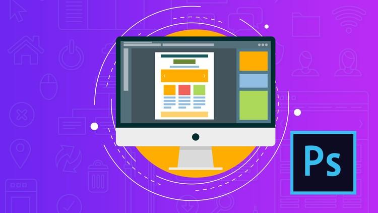 Learn Photoshop, Web Design & Profitable Freelancing   Udemy