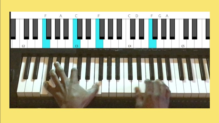 How to Play the Piano Like a Pro (Scales, Chords, & More) | Udemy