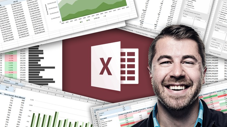 Be an Excel Pivot Tables Pro (Data Analysis Made Simple) | Udemy