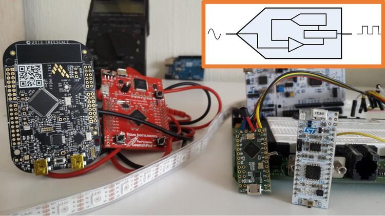 Beyond Arduino, Part 2: Analog Input Output | Udemy