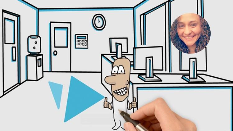 Videoscribe : Master Whiteboard Animation From Zero To Hero | Udemy