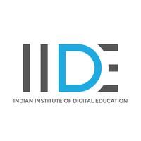 Indian Institute of Digital Education - IIDE
