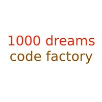 1000 Dreams Code Factory